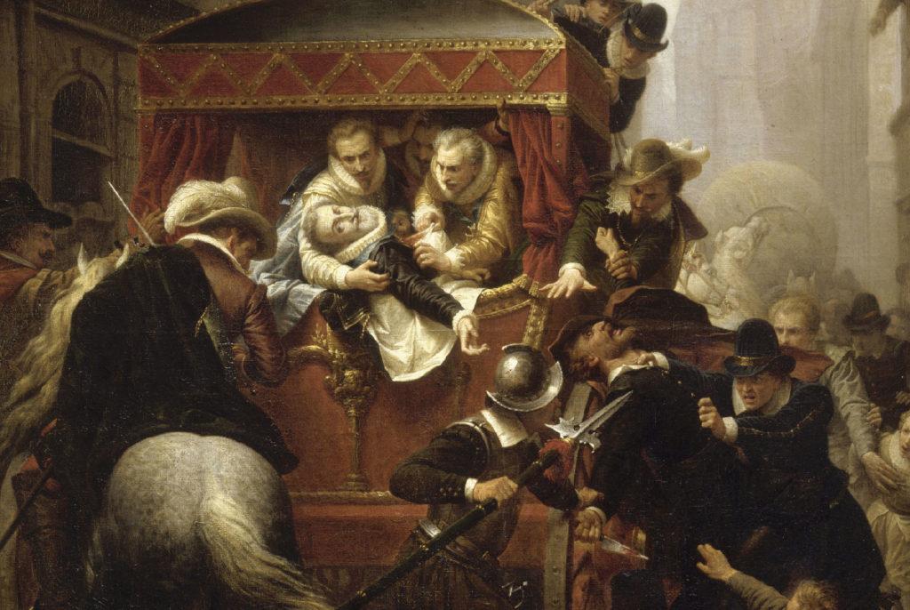 Убийство Генриха IV
