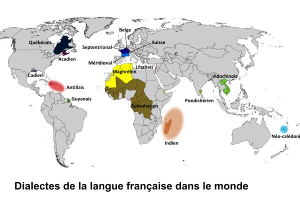 Диалекты французского языка