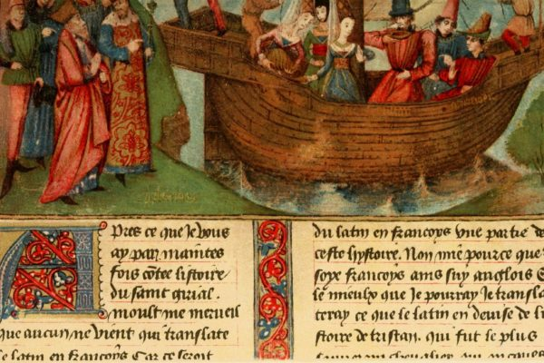 История французского языка