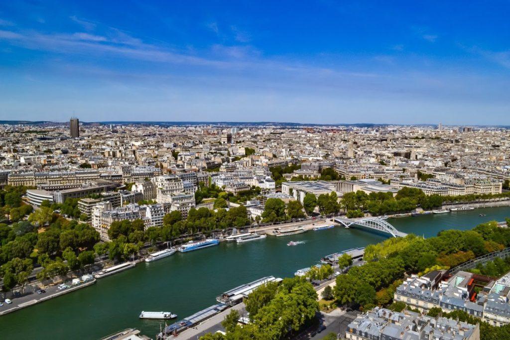 Иль-де-Франс, Париж