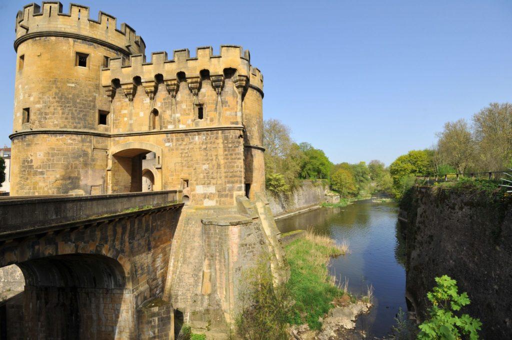 Замок в Лотарингии