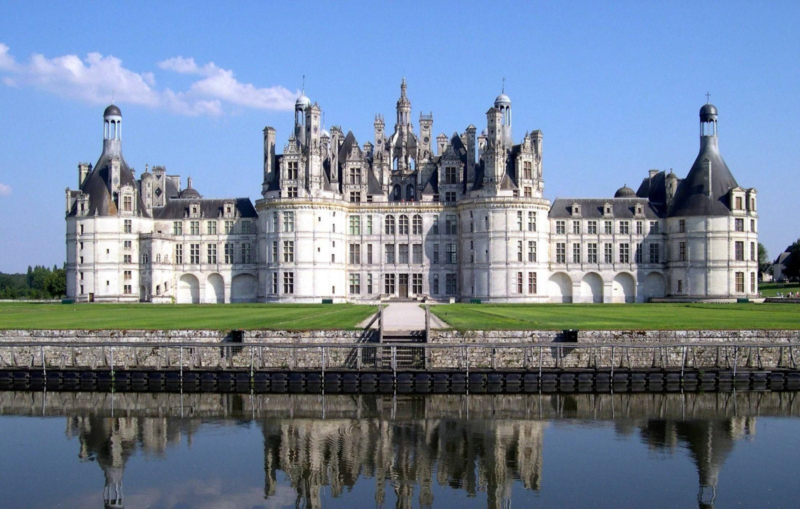 Архитектура эпохи возрождения Франции
