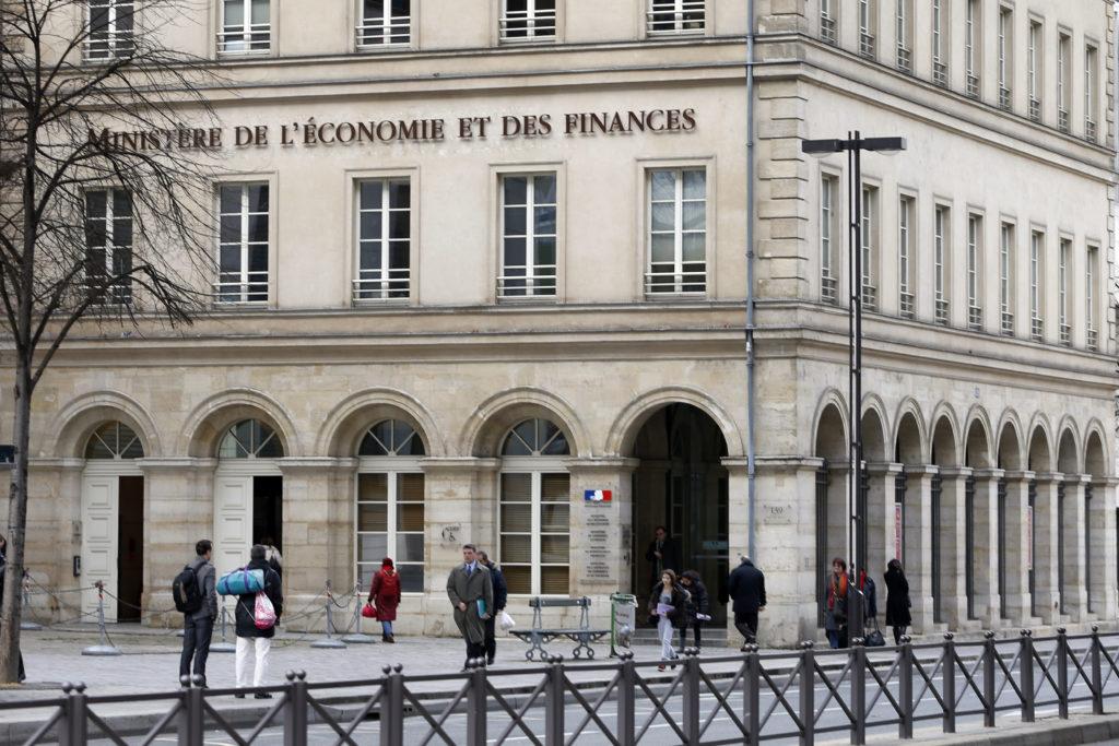 Министерство экономики и финансов Франции