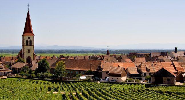 Лотарингия, Франция
