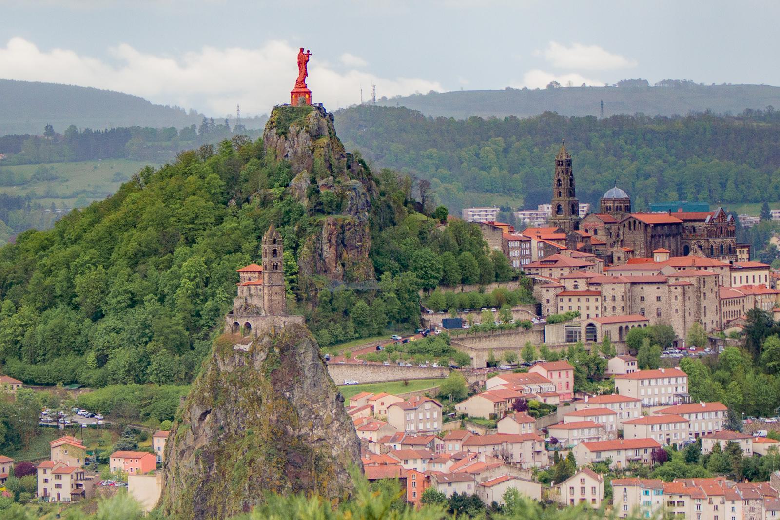 Овернь Auvergne