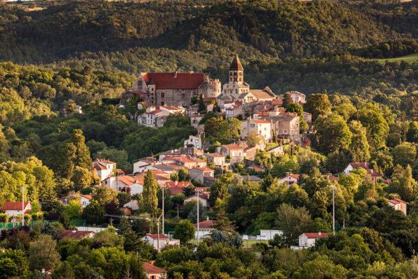 Auvergne Регионы Франции