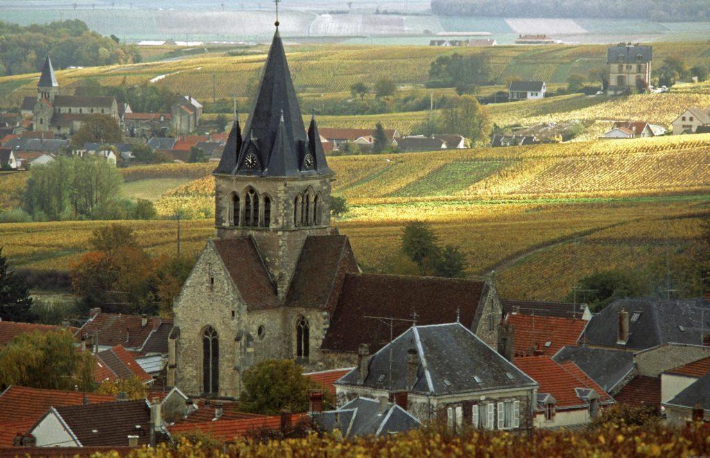 История региона Шампань - Арденны