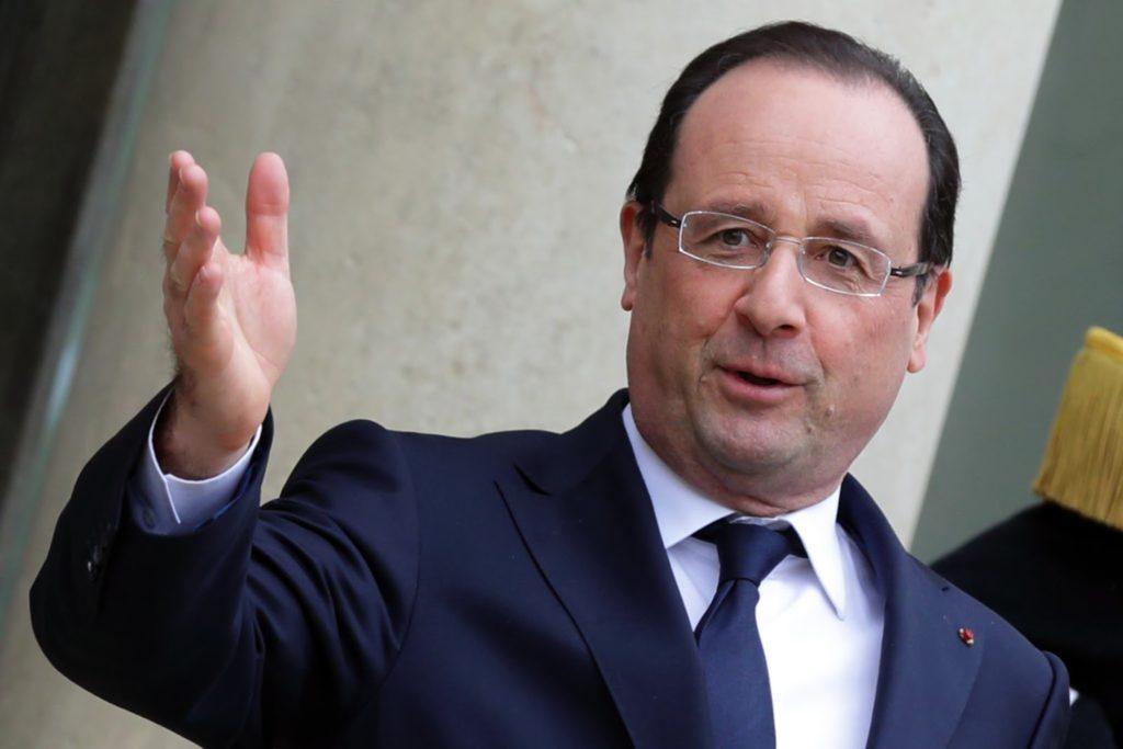 Франсуа Олланд уроки власти