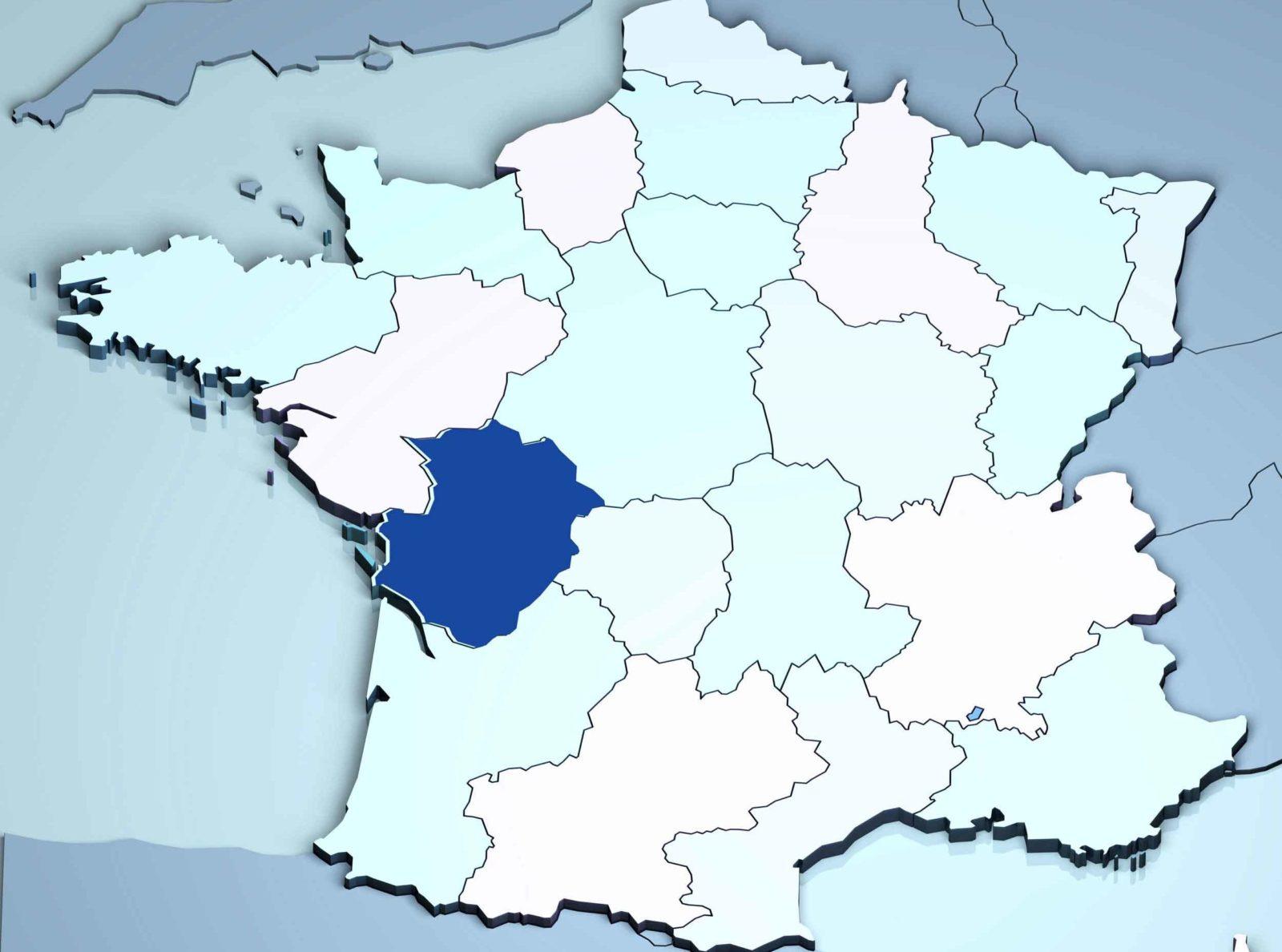 Пуату-Шаранта, Франция