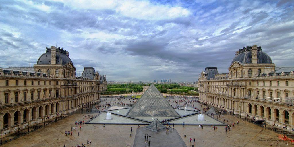 Музей Лувр