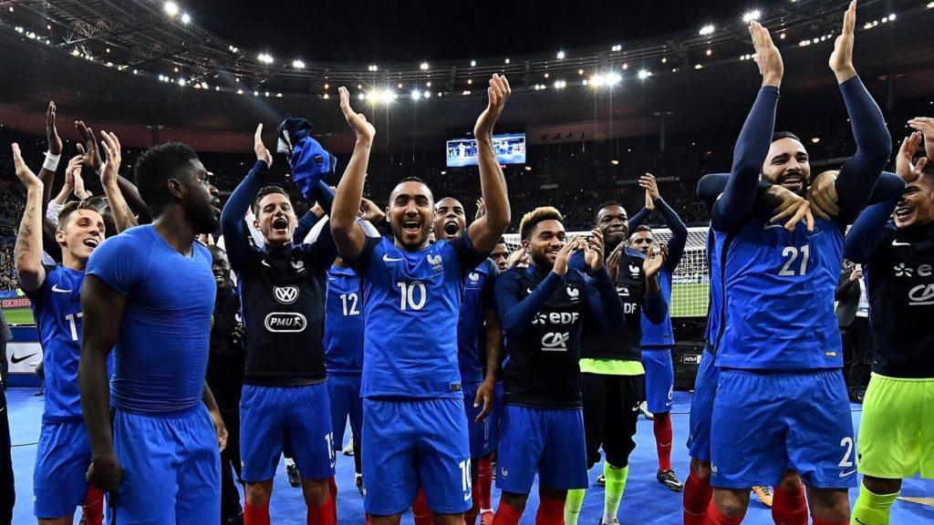 Состав Франции по футболу