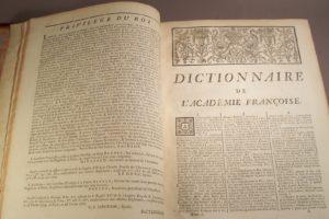 Словарь Французской Академии