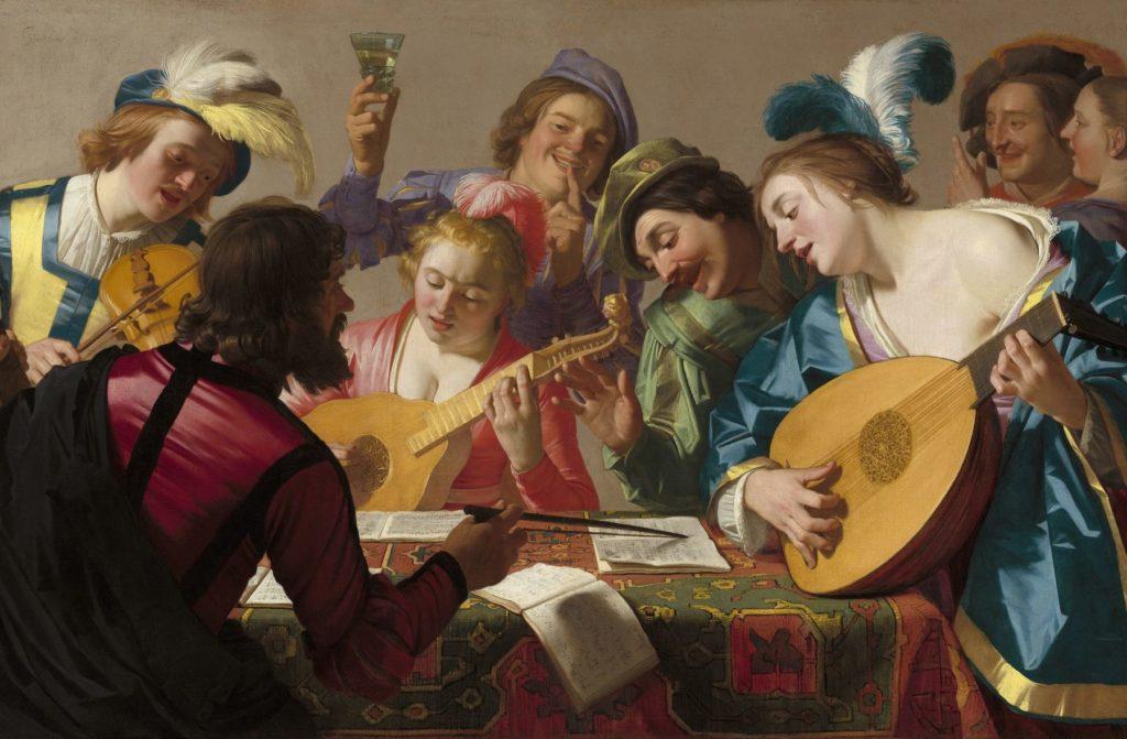 История французской музыки