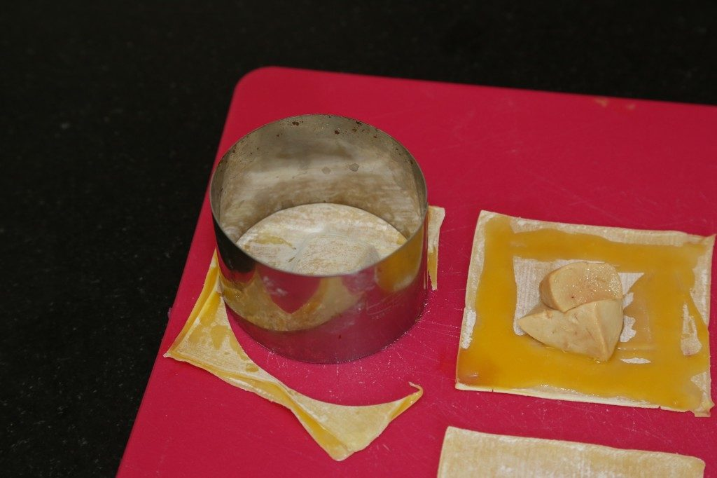 Пошаговый рецепт французского супа с фуа-гра