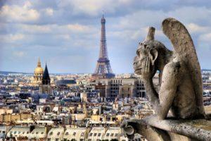 Тур экскурсия в Париж