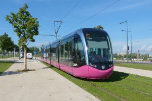 Основные виды транспорта Франции