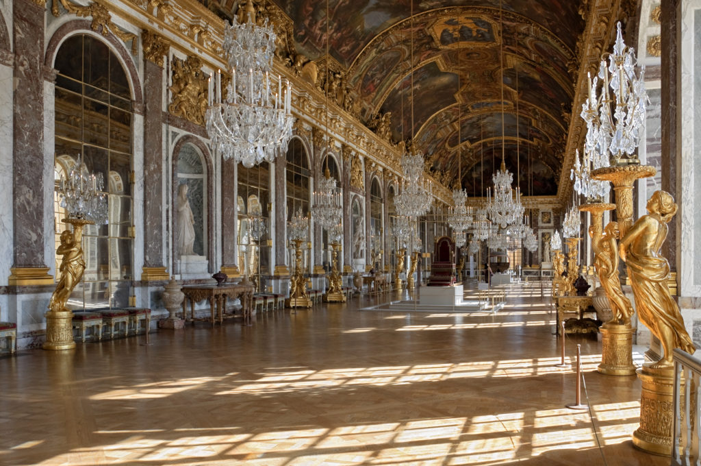 Стиль Людовика XIV в архитектуре Франции