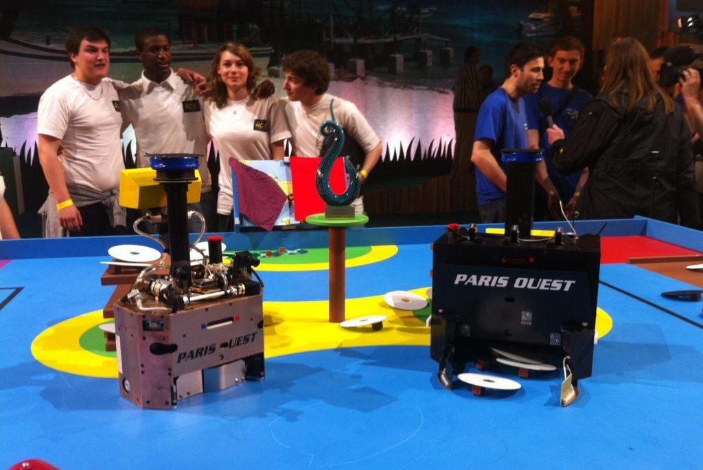 Французская робототехника
