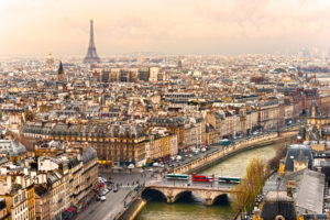 Экскурсионные туры в Париж 2019