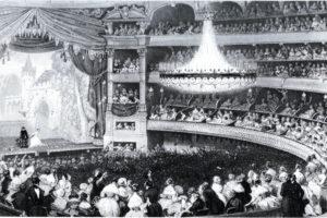 Французский театр 17 века
