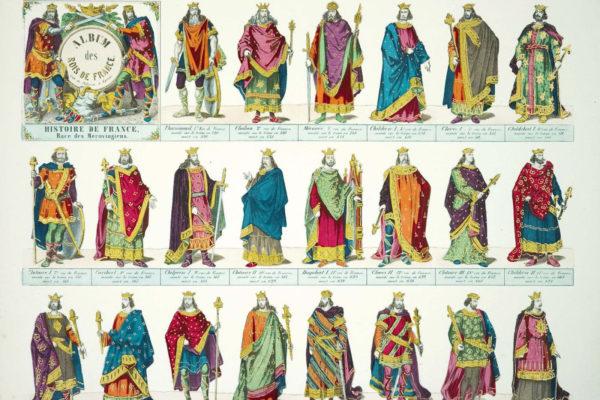 Короли Франции