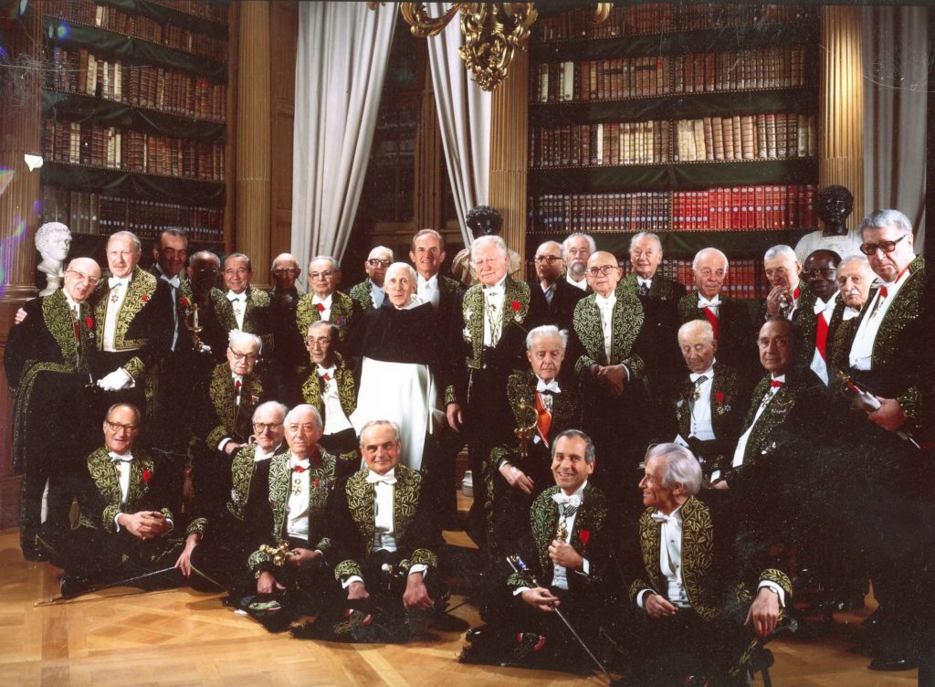 Члены Французской Академии