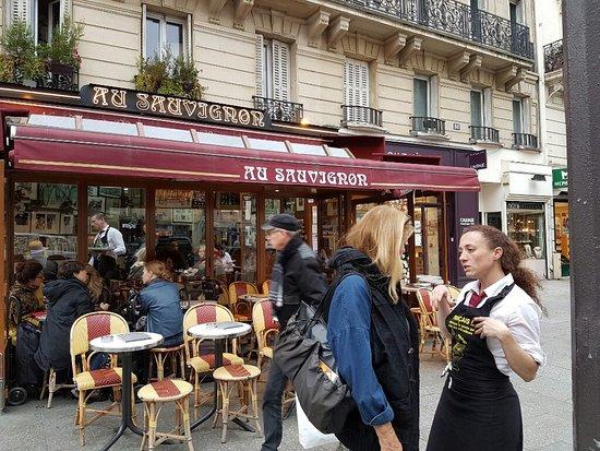 Au Sauvignon, Paris