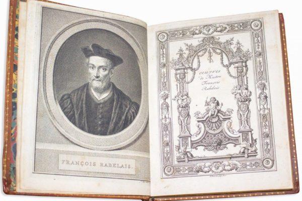 Франсуа Рабле François Rabelais