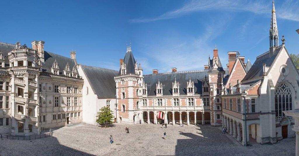 Замок Блуа, Франция