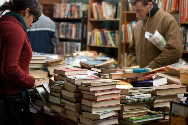 Французы читают книги