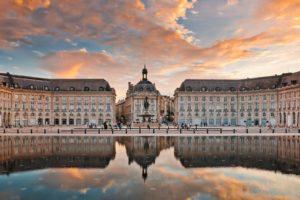 Город Бордо Франция