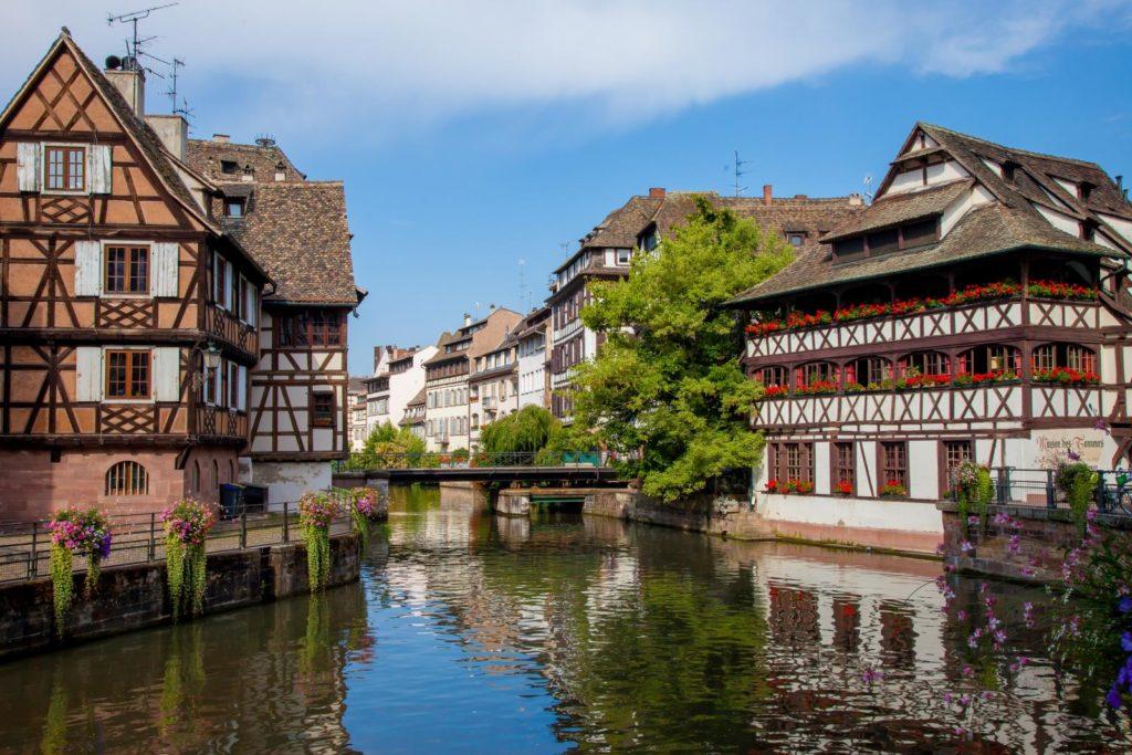 Страсбург фото города