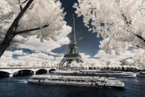 Поездка в Париж 2019