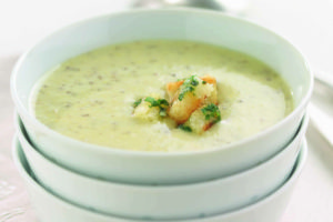 Французский сырный суп с фото