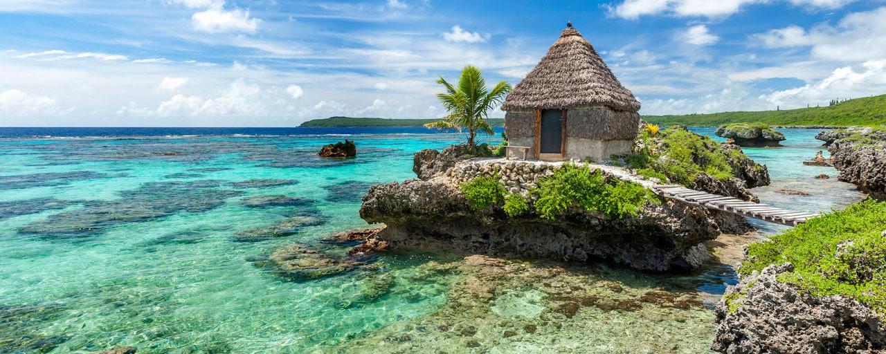 Новая Каледония, Франция