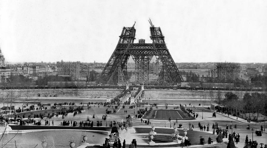 История создания и названия Эйфелевой башни