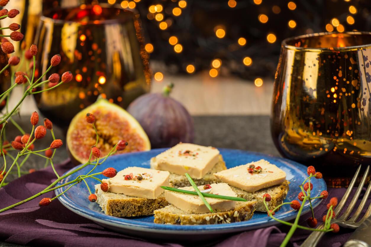 Основное блюдо на Новый год во Франции - фуа-гра