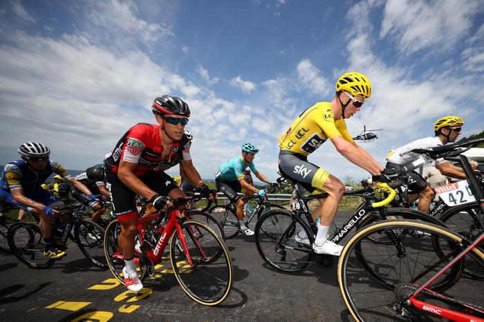 Команды Тур де Франс