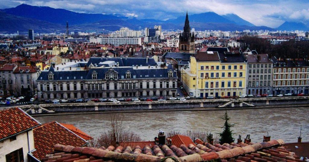 Гренобль, Франция