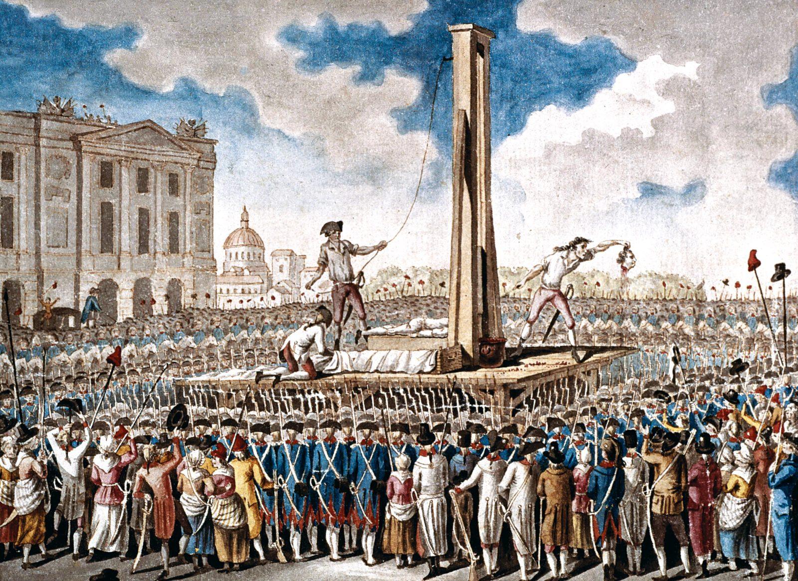 Символы французской революции