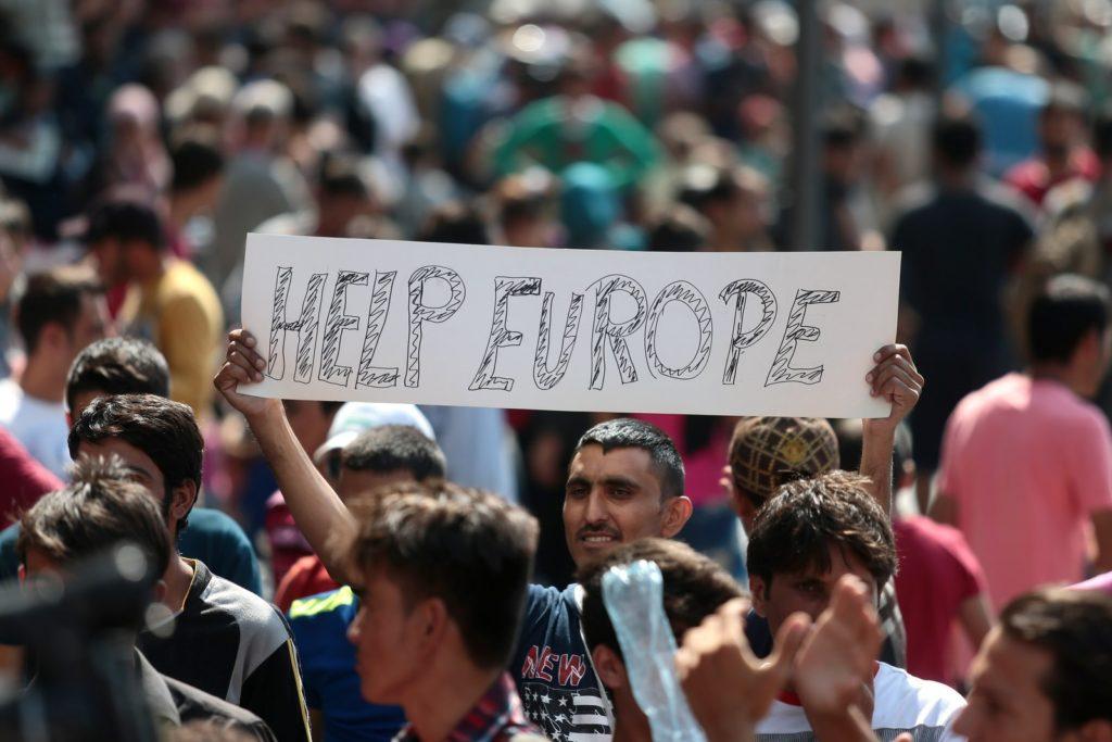 Миграционная политика Франции