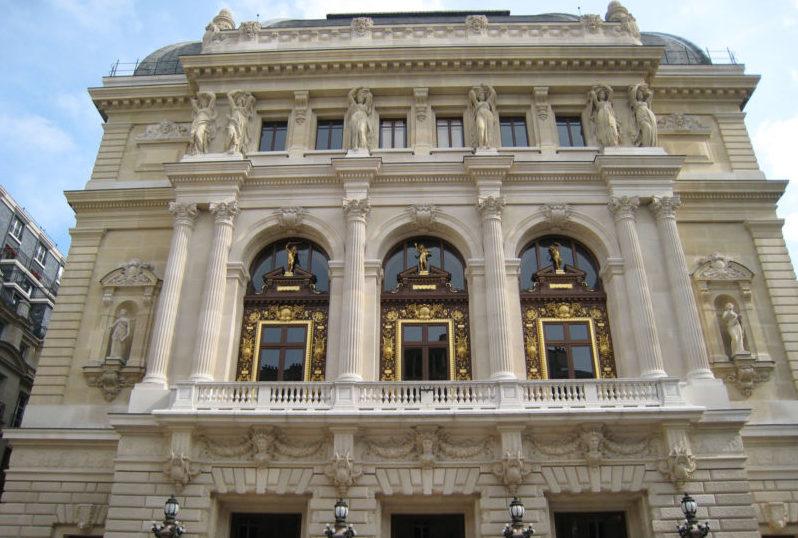 Национальный театр комической оперы, Париж, 2-ой округ