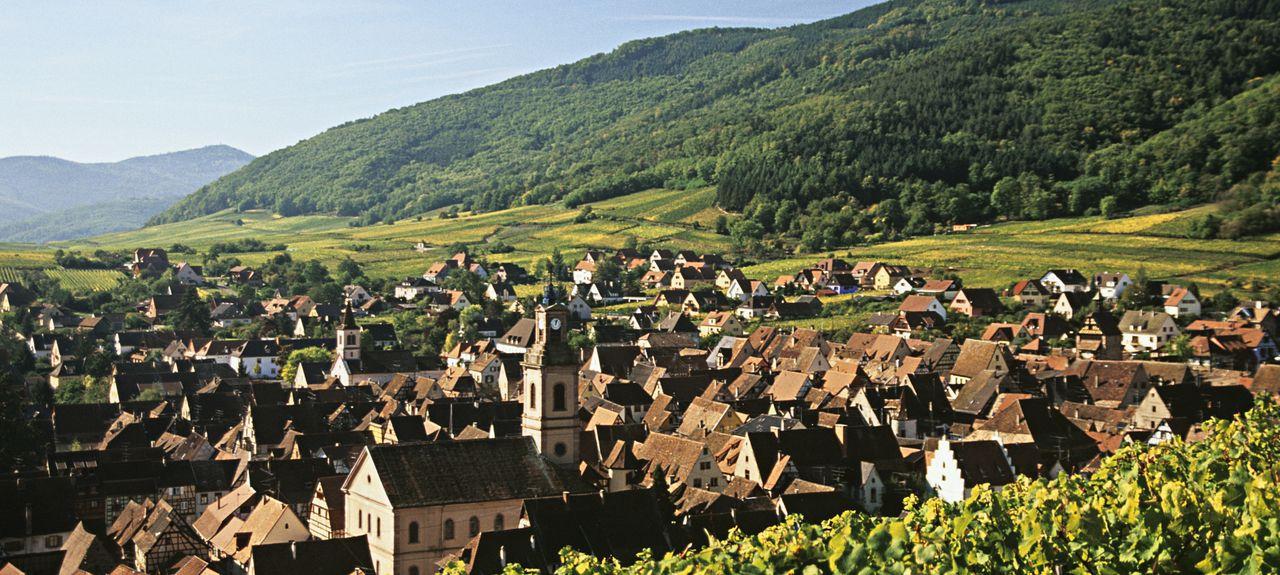 Гранд-Эст: Лотарингия - Шампань-Арденны - Эльзас