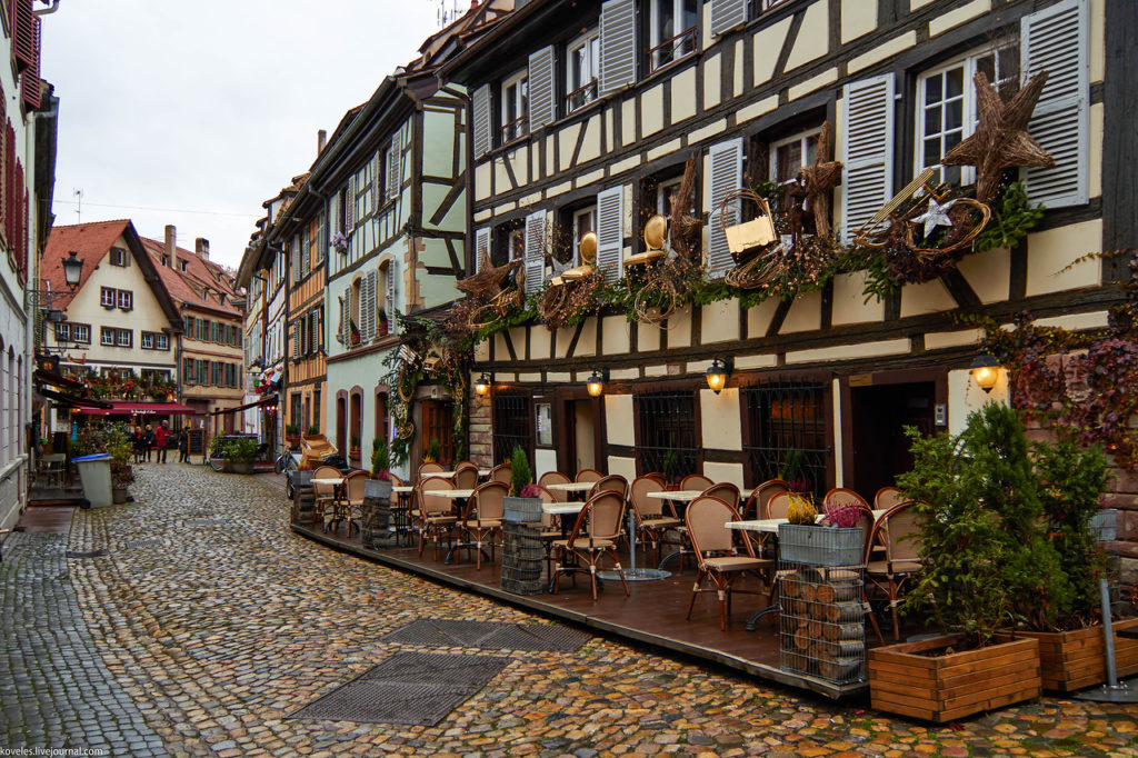 Страсбург Франция фото