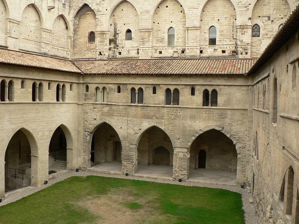 Монастырь Бенедикта XII