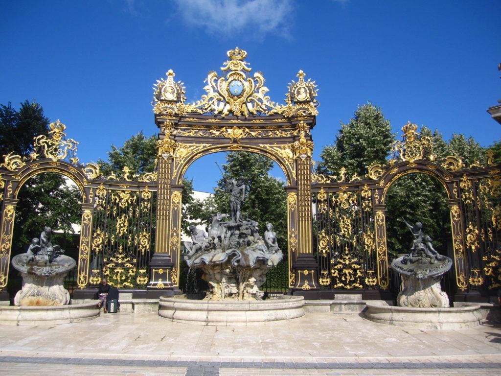 Нанси, Франция