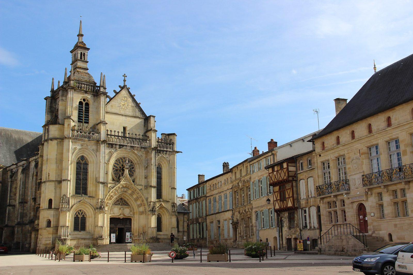 Город Сент-Этьен, Франция