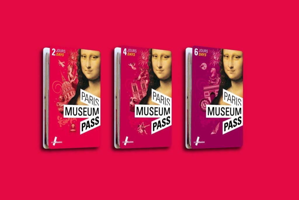 Карта Paris Museum Pass