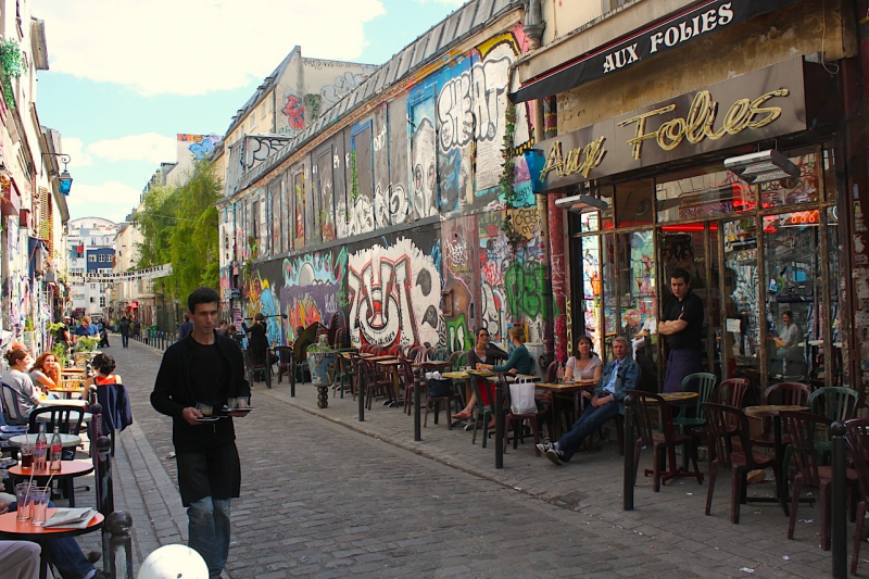 20 округ Парижа – Менильмонтан