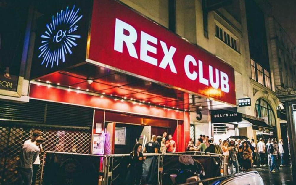 Le Rex Club Paris